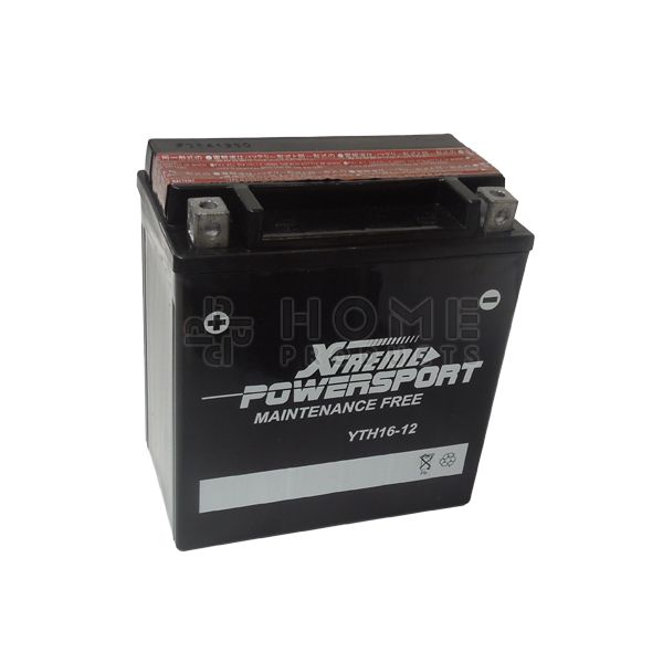 Xtreme Power accu, YTH16-12, 12V, 14Ah, M04, 151x87x158 mm