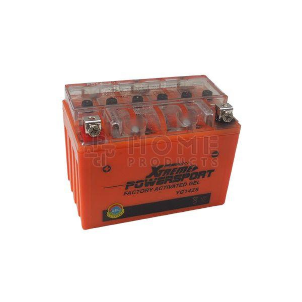 Xtreme Power accu, YG14ZS, 12V, 12Ah, M12, 151x87x110 mm